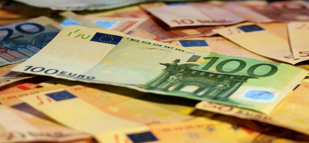 Euroscheine Bargeld Euro