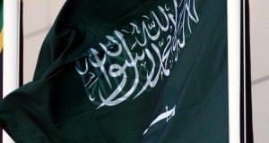 Fahne von Saudi-Arabien