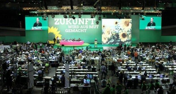 Grünen-Parteitag Juni 2017