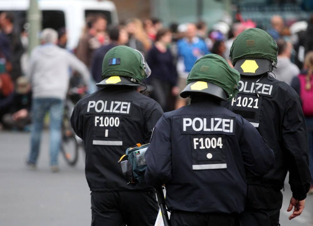 Kennzeinungspflicht Polizei abschaffen