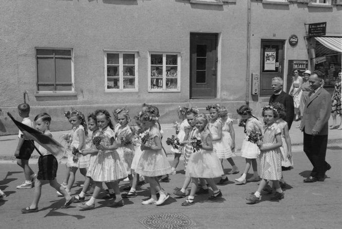 Kinderfest 1958 3 Kopie