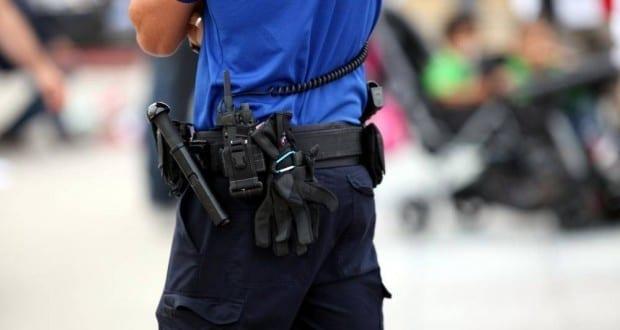 Schweizer Polizist