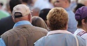 Viele Senioren sind noch Erwerbstätig