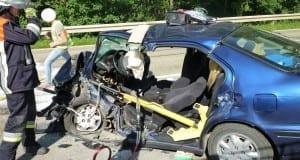 Verkehrsunfall Aichen