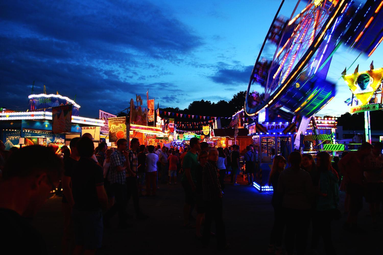 Volksfest Guenzburg