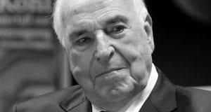 Altkanzler Helmut Kohl