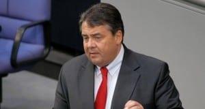 Aussenminister Sigmar Gabriel