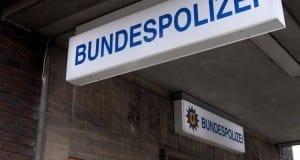 Schuld der Bundespolizei