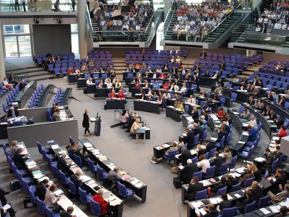 Nebeneinkünfte Bundestagsabgeordnete