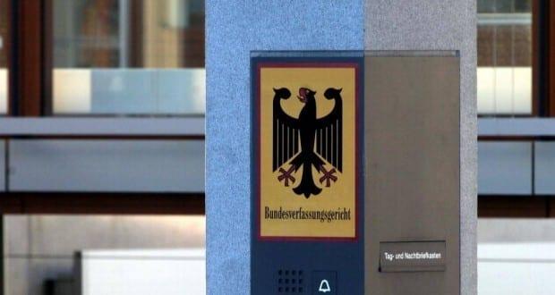 Bundesverfassungsgericht Schild