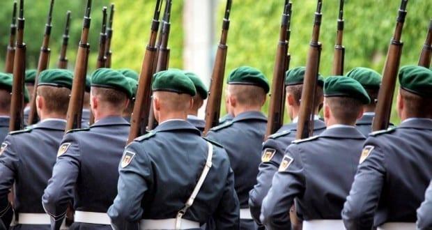 Bundeswehrsoldaten Bundeswehr