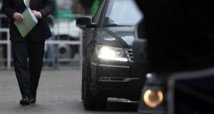 Dienstwagen Fahrzeugflotte Bundesregierung Diesel