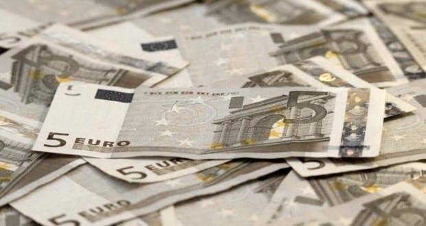 Euroschein 5-Euro-Schein