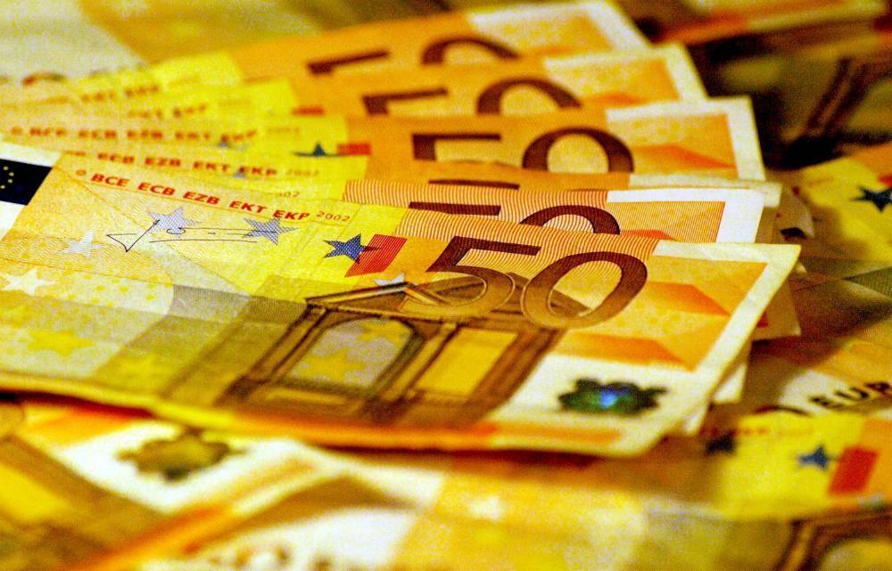 Euroscheine Bargeld