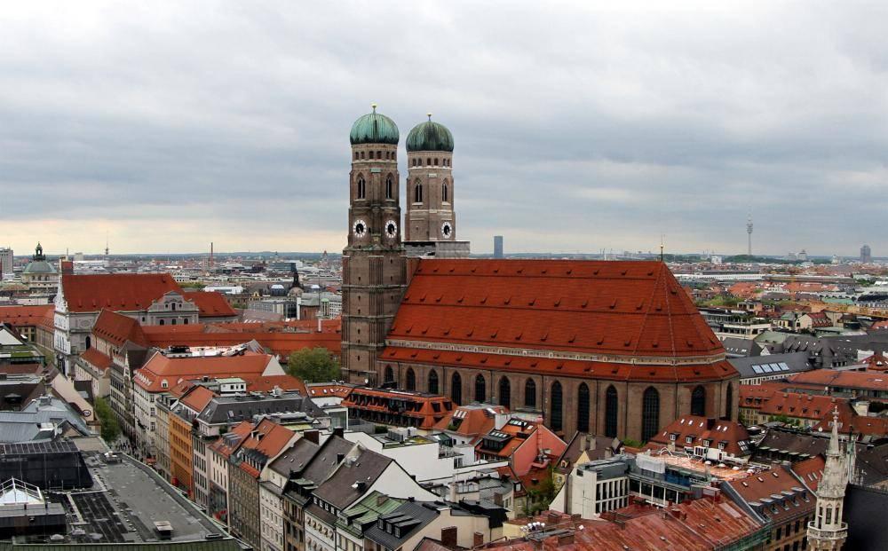 Frauenkirche für München