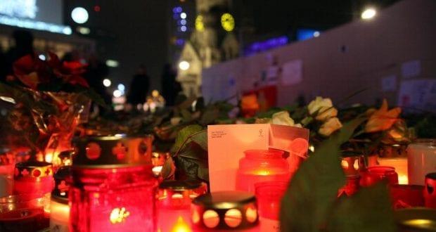 Gedenkkerzen nach Terroranschlag
