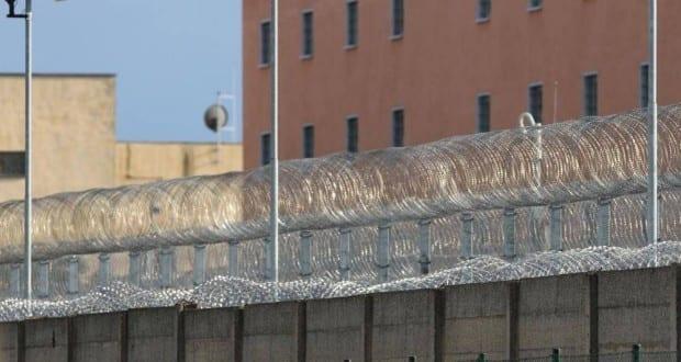 Gefaengnismauer
