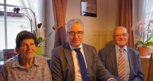 Karoline und Manfred Seyser