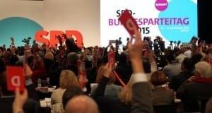 SPD-Bundesparteitag 2015