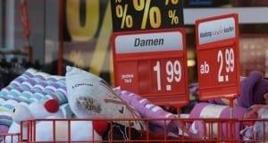 Sonerangebote Supermarkt