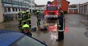 THL Feuerwehr Günzburg 2017