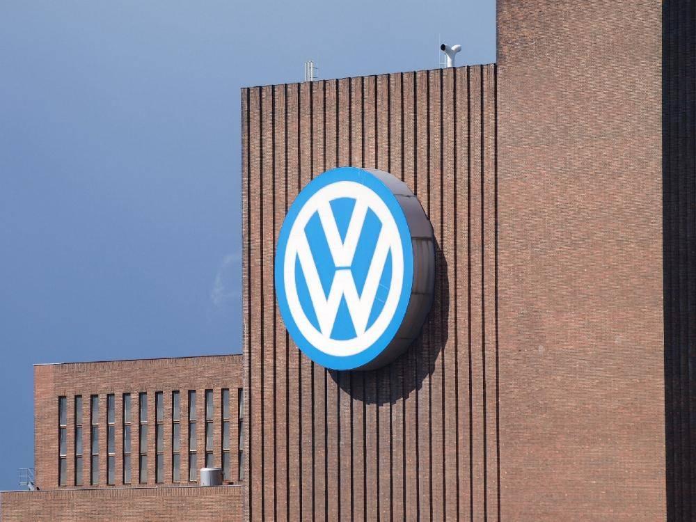 Werk von Volkswagen