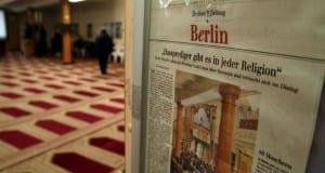 Zeitungsausschnitt Hassprediger_dts