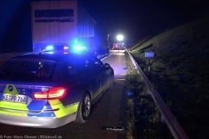 A8 Burgau Auffahrunfall LKW Gefahrgut 20082017 19