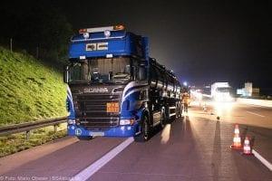 A8 Burgau Auffahrunfall LKW Gefahrgut 20082017 7
