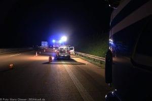A8 Burgau Auffahrunfall LKW Gefahrgut 20082017 8