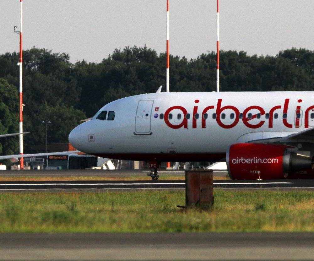 Air Berlin Kredit