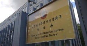 Botschaft von Nordkorea