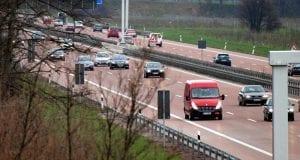 Fahrzeuge Autobahn