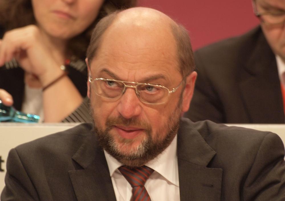 Martin Schulz - Chartermaschinen