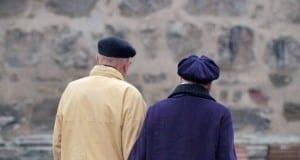 Senioren in Partnerschaft