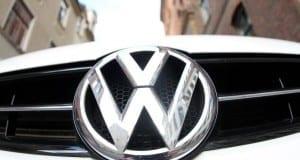 VW-Logo Volkswagen