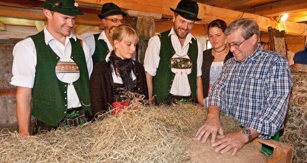 iAltes Handwerk hautnah erleben: Handwerkertage am 9. und 10. September in in Illerbeuren