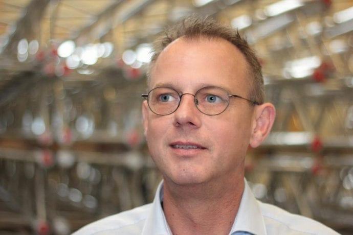 Martin Erhardt, Marketingdirektor bei MAURER
