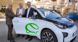 LEW Elektroauto Ichenhausen