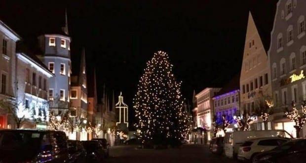 Marktplatz Guenzburg