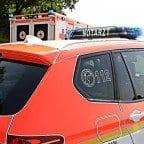 Notarzt und Rettungswagen im Einsatz
