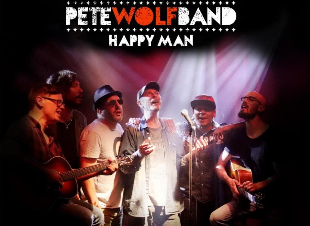 Pete Wolf Band Cover