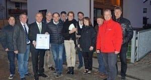 Agenda Preisverleihung 2017 Guenzburg
