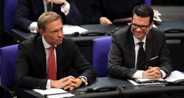 Christian Lindner und Marco Buschmann
