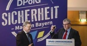 Deutsche Polizeigerkschaft Bayern Nachtigall