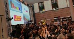 FDP-Wahlparty