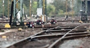 Gleisanlage