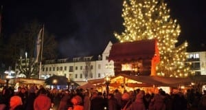 Mittelalterlicher Weihnachtsmarkt – Stadt Neu-Ulm