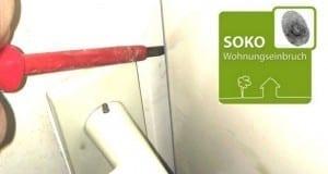 SOKO Wohnungseinbruch