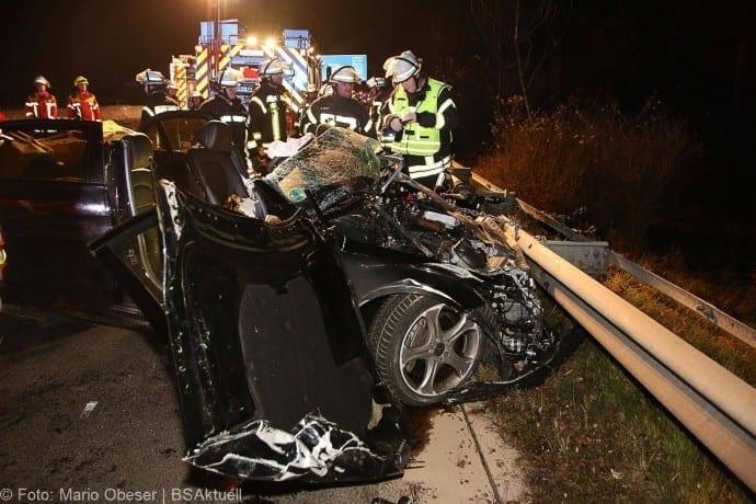 Unfall A8 bei Leipheim 24112017 8